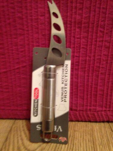 Cuchillo de queso de Acero Inoxidable De Plata Slicer Gouda