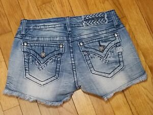 Short Taglia Wash Medium Style 26 Shorts Nuovo Miss Low Lp7290h Rise Me etichette con UwqxT4C4