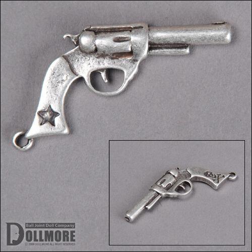 4cm Dollmore BJD Houses /& Furniture Pocket Pistol