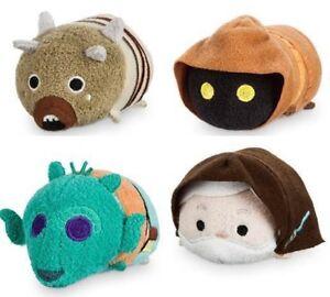 Disney Star Wars Tatooine Tusken Raider Jawa tsum tsum collectible plush toy