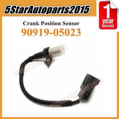 Engine Crankshaft Position Sensor for Lexus GS300 IS300 Toyota Supra 3.0 L6 GAS
