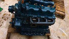 Mustang Skid Steer Kubota V2203 51 Hp Diesel Engine Used