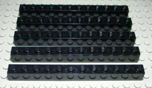 LEGO Pietra 1x12 NERO 5 pezzi 133