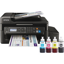 Epson EcoTank ET-4500 Tintenstrahl-Multifunktionsgerät A4, 4-in-1, Drucker, Fax