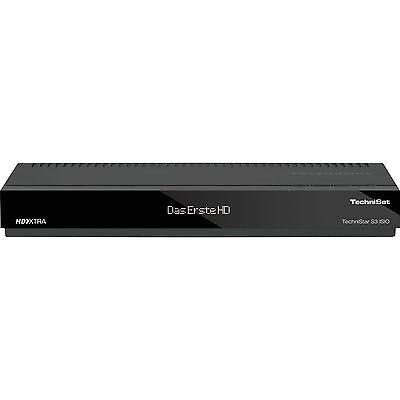 TechniSat TechniStar S3 ISIO, Sat-Receiver, schwarz