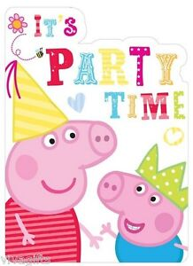 Details About Peppa Pig And George Happy Birthday Iron On Transfer Tshirt Craft 10x7cms
