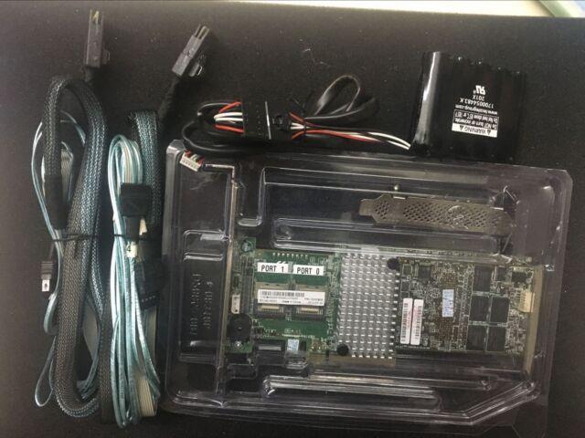 IBM ServeRaid M5110 8-Port 6Gb PCIE 1GB RAID Controller RAID+8087 to 4 7-Pin