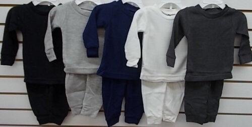 Infant//Toddler//Boys Snozu $18 Assorted Thermal Underwear//Pajamas Sz 12 Months-7