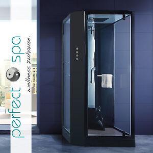 dampfdusche dampfbad duschtempel dampf dusche duschkabine dampfsauna sauna ebay. Black Bedroom Furniture Sets. Home Design Ideas