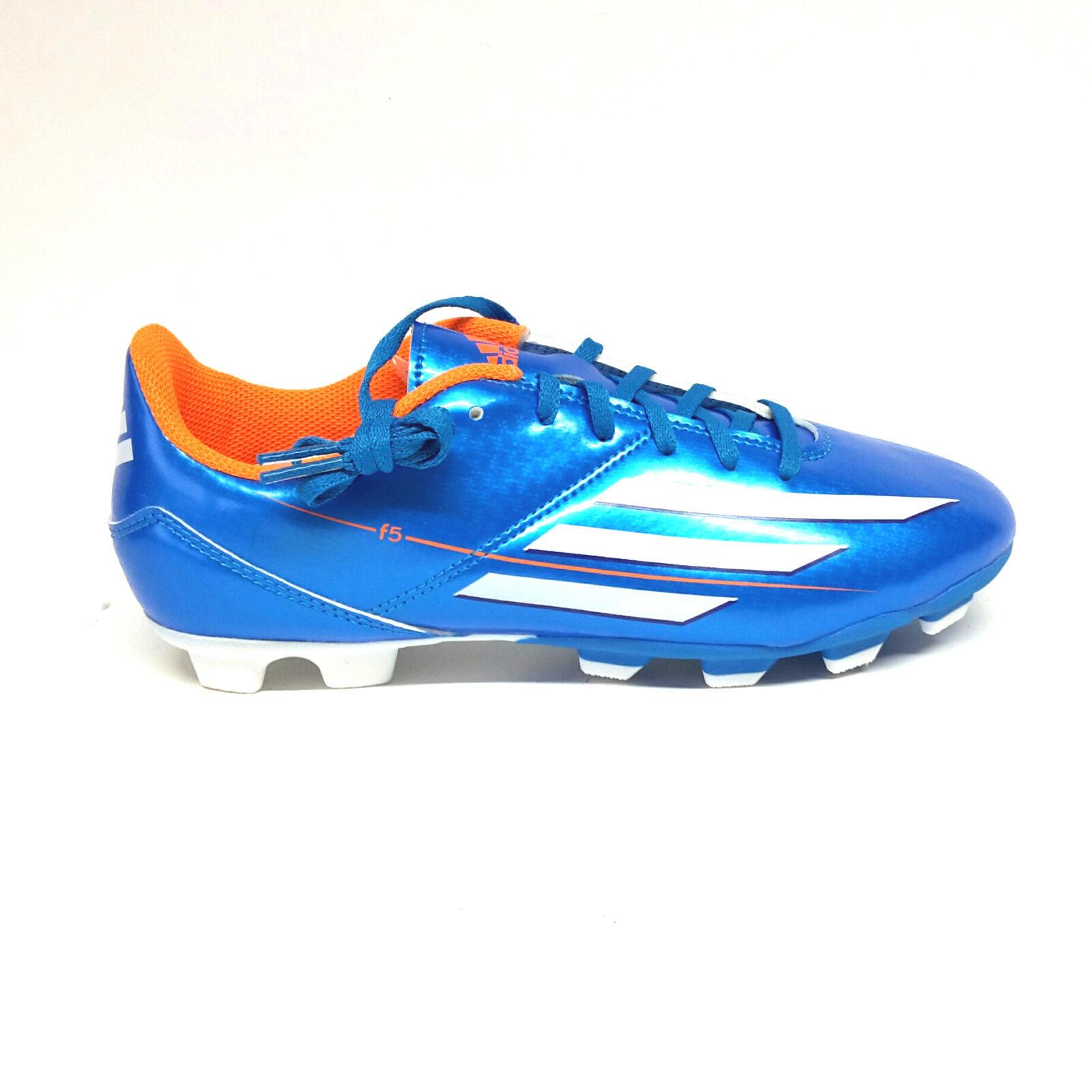 F5 adidas TRX FG junior Soquí Soquí Soquí Soccer zapatos de fútbol talla 38 2 3 levas azul ba2a87
