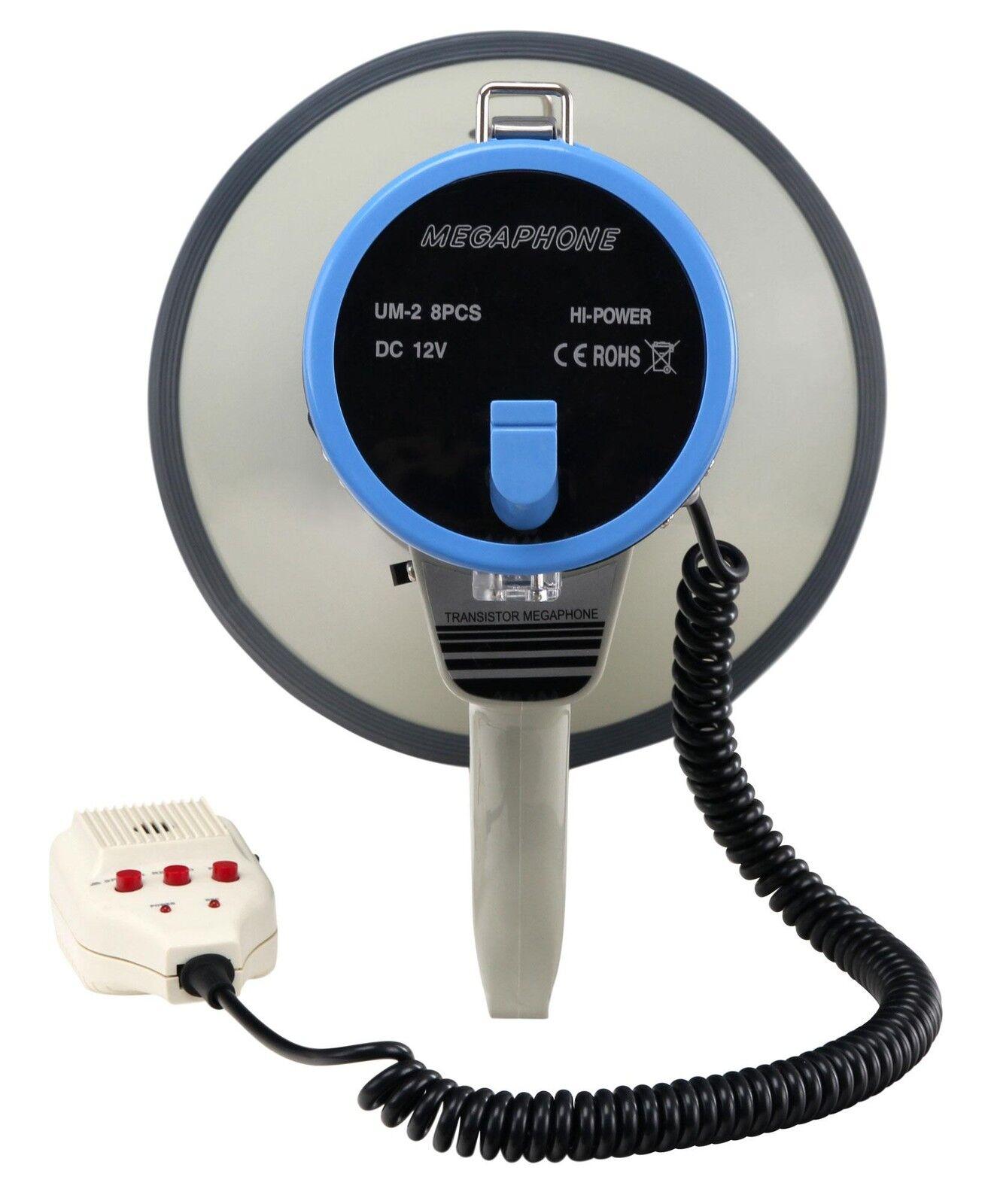 Klasse Megaphon mit USB MP3, ideal für für für Baustelle, Sport und Festival 80W 1000m 6bfc18