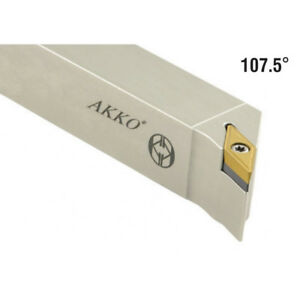 Akko-Drehhalter-Svhcl-2020-K11-20x20-mm-Iso-Plaquettes-Vcmt-1103-Neuf