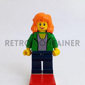 LEGO Minifigures Gilbert The Bad 1x cas043 Castle Omino Minifig Set 6032