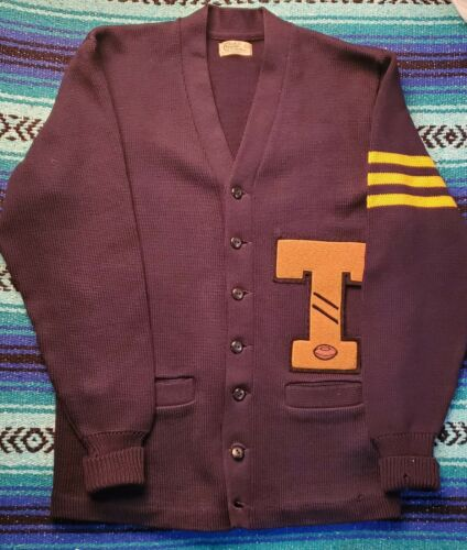 50s Varsity Sweater