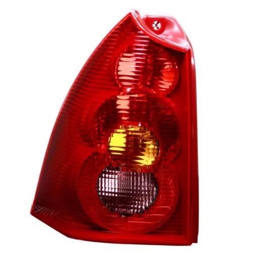 Feu Arrière Lampe Grappe Gauche N S raccordement côté passager 307 2000-2005
