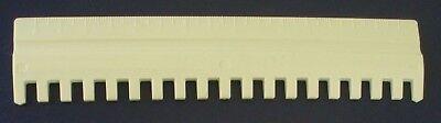 Needle pusher 1X1 for 4.5mm Standard gauge Knitting Machine Brother//SReed//Singer