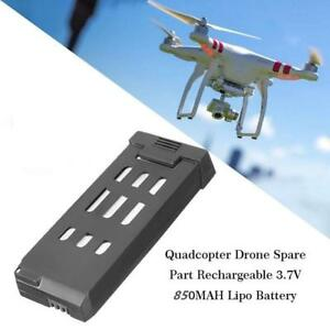 E58-Fuer-Eachine-Quadcopter-Drohne-Akku-Batterie-3-7-V-850-MAH-Battery-Quadcopter