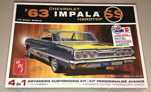 AMT-1963-Chevy-Impala-SS-1-25-scale-model-car-kit-1149