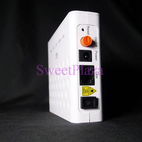 ZTE GPON terminal ONT ZXA10 F643 or ZXHN F643 FTTH or FTTO GPON ONU,single GE