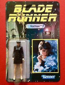 "RACHEL ""BLADE RUNNER"" custom figure + VC style cardback MOSC l@@k !!!"