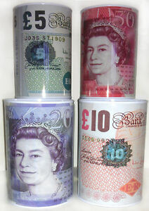 Prima-5-10-20-50-Pound-Note-Design-Kids-Money-Box-Tin-Saving-Cash