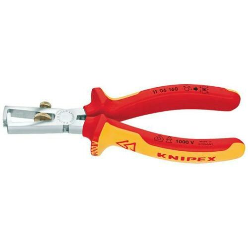 Knipex 11 Abisolierzange 160 mm diff intervention au choix