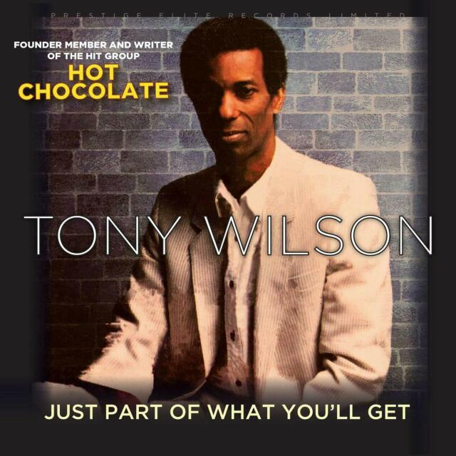Tony Wilson - Just Part of What You'Ll Get CD NEU OVP