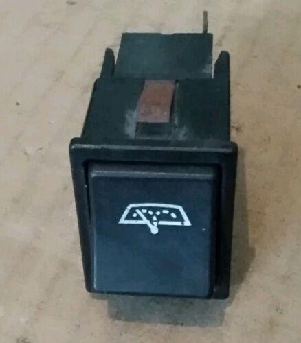 Austin Morris Rover Screen Washer Wiper Rocker Switch NOS FREE UK POST