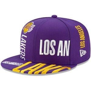 LOS-ANGELES-LAKERS-NBA-NEW-ERA-9FIFTY-SNAPBACK-2019-TIP-OFF-PURPLE-HAT-CAP-NWT