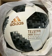 Adidas Telstar 18 Fifa World Cup 2018 Russia Knockout Mini Soccer Ball Size 1 For Sale Online Ebay