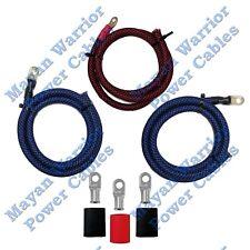 Pleasant Chevy Cruze Big 3 Wire 0 1 Upgrade Knukonceptz 5145 Tin Coated Lugs Wiring 101 Tzicihahutechinfo