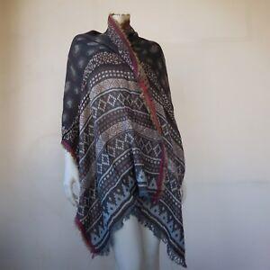 Echarpe châle femme vintage Orient   eBay e77f29e43e7