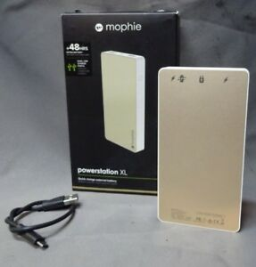 info for fd320 0d270 Details about Mophie Powerstation XL, Quick Charge External Battery, Rose  Gold (CL699)