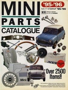 BOOK MINI Parts Catalogue Rover Austin Cooper Minor - Land rover austin service
