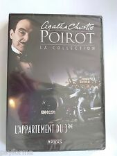 DVD Editions ATLAS HERCULE POIROT - Agatha Christie L'appartement du 3ème VOL 30
