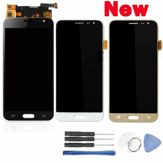 For Samsung Galaxy J3 2016 SM-J320FN LCD Display Digitizer Touch Screen +Tools