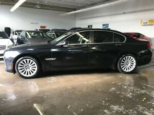 2012 BMW 7 Series 750i xDrive, CLEAN CARPROOF