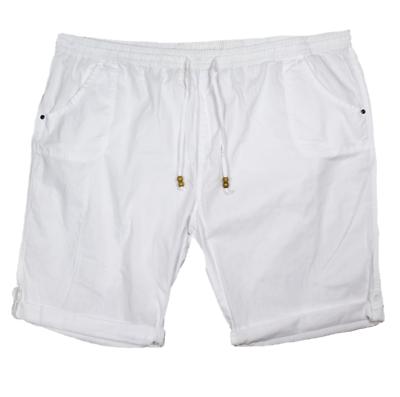 #neu Janina Damen Bermuda Shorts / Kurze Hose Baumwolle Übergröße - Gr. 56, 58 Exzellente QualitäT