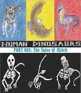 Human-Dinosaurs-Tales-of-Mitch-audio-book-Dino-Duet-Willem-downloadable-zip-file
