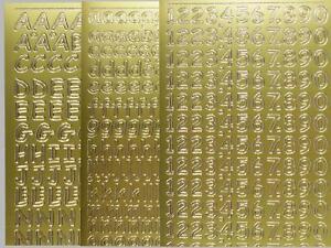 für Bilderrahmen, 67 Teile aus Pappe Buchstaben und Zahlen in weiß