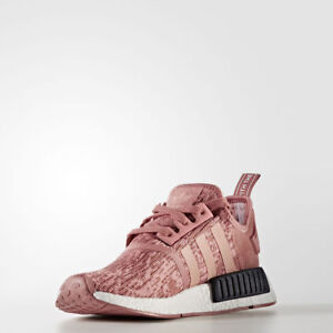c56e82081241a Adidas NMD R1 Womens Raw Pink Trace Pink Legend Ink LIMITED BY9648 ...