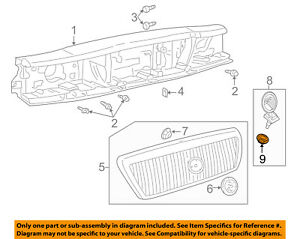 image is loading mercury-ford-oem-03-05-grand-marquis-front-