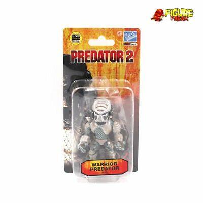 Loyal Subjects Predator San Diego comic-con 2018 Warrior Predator Glow-in-the-Dark Vinyl Figure