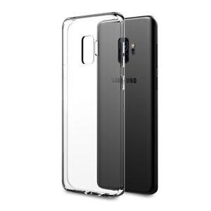 big sale 18351 40b42 Details about Transparent Soft Bumper Cover Flexible Gel Case For Samsung  Galaxy J2 Pro 2018