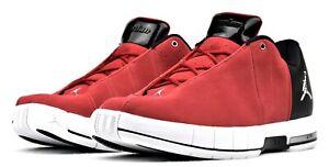 AIR JORDAN TEAM ELITE 2 LOW - New Men s Gym Red Black Basketball ... f82af805a