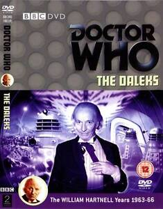 Doctor-Who-The-Daleks-Edition-Speciale-William-Hartnell-Est-Dr-Who-BBC-DVD