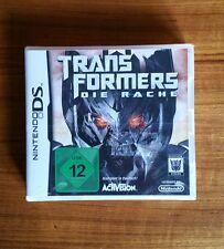 TRANSFORMERS: la vendetta-Decepticon trovano (Nintendo DS, 2009)