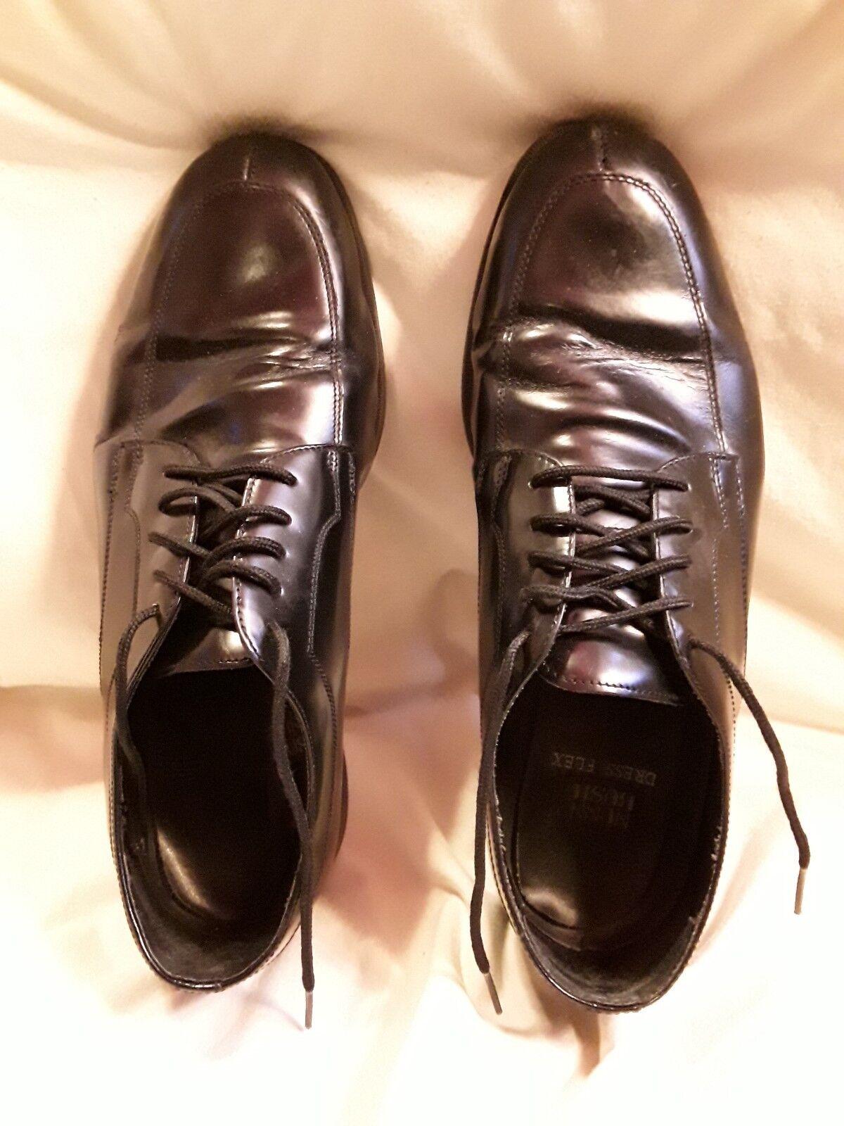 Men's Nunn Bush Dress Flex Size 13M Leather shoes