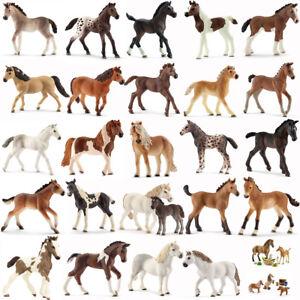 Schleich-Horse-Club-Fohlen-Pony-Neuheiten-Pferde-Babys-Set-Schleich-Tiere-NEU