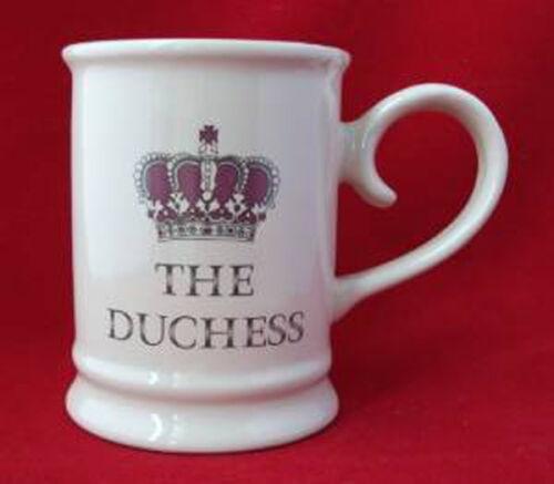 His Lordship,Prince,Duke,Tankard Mug Teapots Majestic Novelty Mugs Her Ladyship